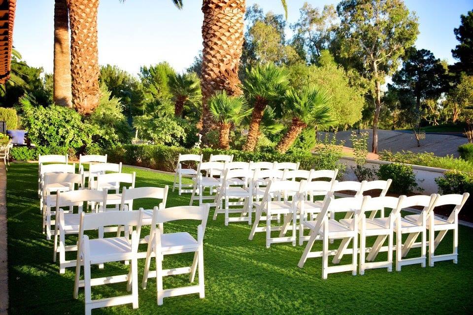 Las Vegas Nv Wedding And Wedding Reception Venue Painted Desert